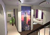 Интерьеры индивидуального жилого дома