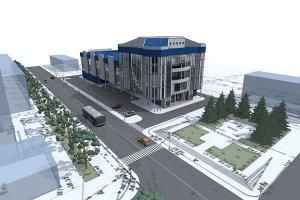 Концептуальное предложение по застройке района ж/д вокзала в г. Белая Калитва