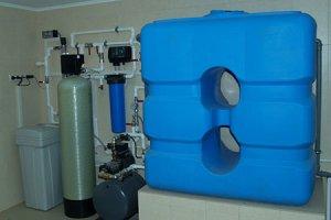 Узел водоснабжения индивидуального жилого дома