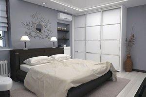 Интерьер комнат в частном жилом доме