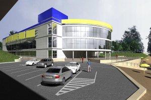 Проект торгово-развлекательного центра