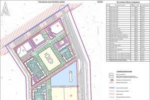 Проект планировки и межевания мкр. Заречный 2 в г. Белая Калитва