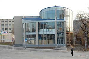 Торговый центр в г. Белая Калитва