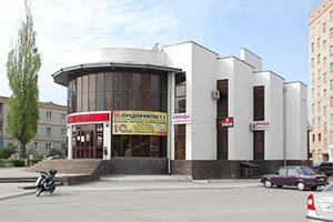 Здание магазина оргтехники в г. Белая Калитва